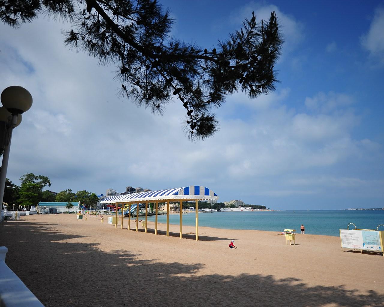 отдых пляжа геленджик 2016 цены фото